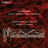 ラ・スパーニャ (La Spagna - A Tune Through Three Centuries / Atrium Musicae de Madrid , Gregorio Paniagua) (SACD Hybrid)