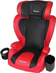 [Amazon限定ブランド] ARCO Bambino シートベルト固定 RECARO ジェイスリー フェニックスレッド 3歳~ (1年保証) 00088039450080