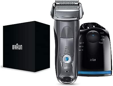 ブラウン メンズ電気シェーバー シリーズ7 7867cc 4カットシステム 洗浄機付 水洗い/お風呂剃り可