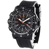 [ルミノックス]LUMINOX 腕時計 フィールド スポーツ リーコン ポイントマン ラバーベルト キロメートル ブラック 8821.km メンズ [並行輸入品]