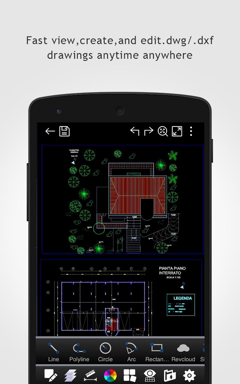 DWG FastView-CAD図面を設計・閲覧するツール