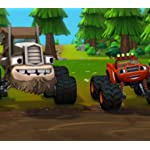 Blaze and the Monster Machines HD(1440×1280) Gasquatch
