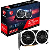 MSI Radeon RX 6600 MECH 2X 8G グラフィックスボード VD7871