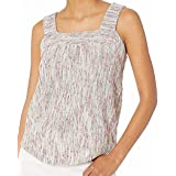 Lucky Brand Women's Square Neck Tank TOP