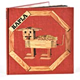 KAPLA カプラ デザインブック 第1巻 動物と建物 赤 中級 [並行輸入品]