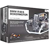 BMW R 90 S Boxermotor: Flat-Twin Engine / Bauen Sie Ihr eigenes klassisches BMW-Zweizylinder-Boxermodell aus dem Jahr 1973 /
