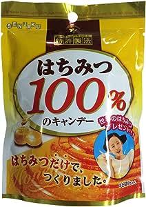 扇雀飴本舗  30gはちみつ100%のキャンデー 30g×6袋