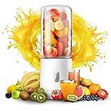 ミキサー ジューサー ブレンダー スムージー 離乳食 野菜 青汁 手作りフルーツジュース 小型 USB充電式