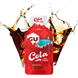 GU Energy Original Sports Nutrition Energy Gel, 24-Count, Cola Me-Happy