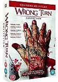 Wrong Turn 1-5 [Regions 2,4]