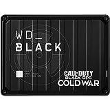 WD ポータブルHDD 2TB WD_Black P10 Call of Duty Edition cod ポイント付き USB 3.2 Gen1 / 3年保証 WDBAZC0020BBK-WESN