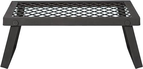 Amazonベーシック 高耐久折りたたみ式キャンプファイヤーグリル