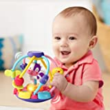 VTech 80-502960 Baby Lil' Critters Shake and Wobble Busy Ball Amazon Exclusive, Purple