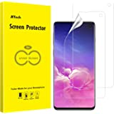 JETech Screen Protector for Galaxy S10, TPU Ultra HD Film, Case Friendly, 2-Pack