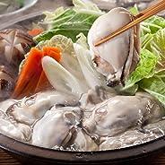 ますよね 特大 広島県産 ジャンボ 牡蠣 カキ (1kg)