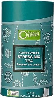 Absolute Organic Stress Mix Tea, 30g