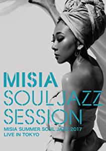 MISIA SOUL JAZZ SESSION [Blu-ray]