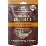 Tom & Luke Snackaball - Dark Chocolate Orange, 88 g