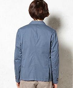 Beste Cotton Work Jacket 3222-186-0248: Light Blue