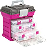 Creative Options 1363-85 Grab N' Go Rack System with Two No.2-3630 Deep Pro-Latch Organizers and One No.2-3650 Organizer, Mag
