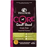 Wellness CORE Small Breed Healthy Weight Dry Dog Food 4lb