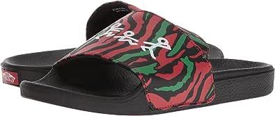 (バンズ) VANS レディースサンダル・靴 Slide-On (ACTQ) Black 9 (26cm) B - Medium