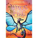 The Lost Continent (Wings of Fire, Book 11), 11