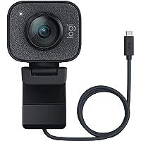 ロジクール ウェブカメラ フルHD 1080P 60FPS ストリーミング ウェブカム AI オートフォーカス 自動露出…