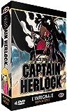 Captain Herlock (Albator) : The Endless Odyssey - Intégrale - Edition Gold (4 DVD Livret) [import] [PAL]