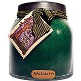 A Cheerful Giver Balsam Fir 34 oz. Papa Jar Candle