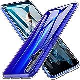 HUAWEI nova 5T ケース Huawei Honor 20 カバー【ELMK】クリスタル クリア 透明 TPU素材 保護カバー HUAWEI nova 5T / Honor 20 対応