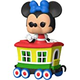Funko Pop! Disney: Casey Jr. Circus Train Ride - Minnie in Caboose Car Vinyl Figure, Amazon Exclusive, 50949