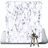 Neween Shower Curtains 3D Digital Printed Waterproof Washable Bathroom Curtain 100% Polyester Fabric Bath Curtain with 12 Sho