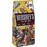 Hershey(ハーシー) ミニチュアチョコレート HERSHEY'S 4種類ノアソート 1580G 56OZ 大容量…