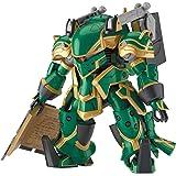 HG サクラ大戦 霊子戦闘機・無限(クラリス機) 1/24スケール 色分け済みプラモデル