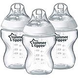 Tommee Tippee Feeding Bottles, 260mL (Pack Of 3)