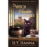 Witch Chocolate Fudge: Bewitched By Chocolate Mysteries - Book 2 (2)