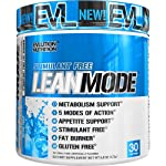 Evlution Nutrition Lean Mode Stimulant-Free Weight Loss Supplement With Garcinia Cambogia Cla And Green Tea Leaf Extract...