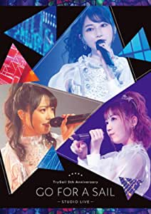 "【Amazon.co.jp限定】TrySail 5th Anniversary ""Go for a Sail"" STUDIO LIVE (Blu-ray) (オリジナルトートバッグ付)"