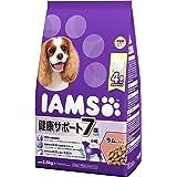 アイムス (IAMS) ドッグフード 7歳以上用 健康サポート 小粒 ラム&ライス シニア犬用 2.6キログラム (x 1)