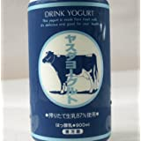 DORINK YOGURT ヤスダヨーグルト ドリンク ヨーグルト ファミリーサイズ(飲むヨーグルト) 900ml×2本セット