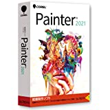 Corel Painter 2021 for Windows(最新) Win対応