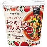 ひかり味噌 オーツミートと野菜のスープトマト (1食×6個)