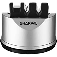 Sharpal 191H 3機能 包丁研ぎ 器 ナイフシャープナー はさみとぎ ほうちょうとぎ 刃物研ぎ ナイフとぎ器…