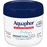 (410ml) - Aquaphor Baby Healing Ointment, Nappy Rash and Dry Skin Protectant, 410ml