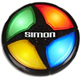 SIMON Micro - 1 Plus Players - Watch, Remember, Repeat Memory Game - Kids Toys & Board Games Ages 8+