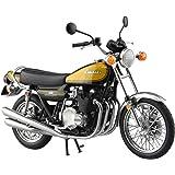 スカイネット 1/12 完成品バイク KAWASAKI 900Super4 (Z1) イエローボール