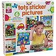 ALEX Toys Tots Sticker Pictures
