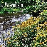 ウィスコンシン州、ワイルド& Scenic–2017年カレンダー12x 12in