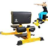 WASAI(ワサイ) スクワット ヒップアップ 下半身 トレーニング台 ダイエット 太もも 筋肉 腹筋 臀部 ふくらはぎ…